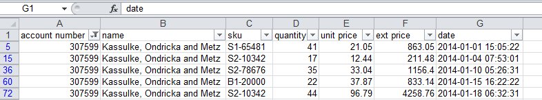 Common Excel Tasks Demonstrated in Pandas - Part 2