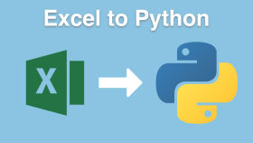 Move from Excel to Python with Pandas Courses