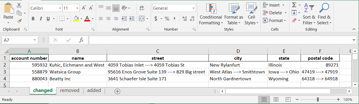 Updated: Using Pandas To Create an Excel Diff - Practical