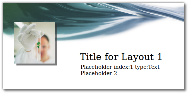 PowerPoint Layout 1